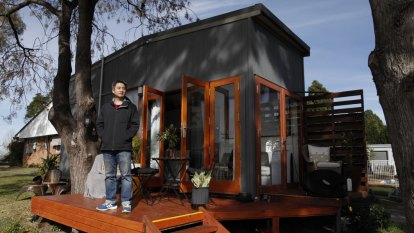 Morrison government's bid to grow tiny home industry