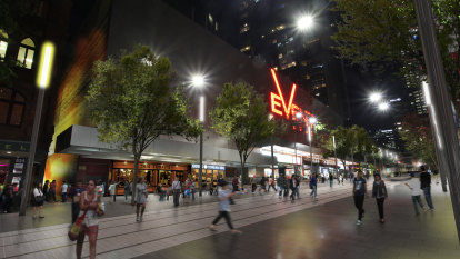 Pedestrian zone to be extended one kilometre along Sydney's George Street