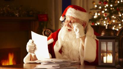 Richard Glover: My letter to Santa