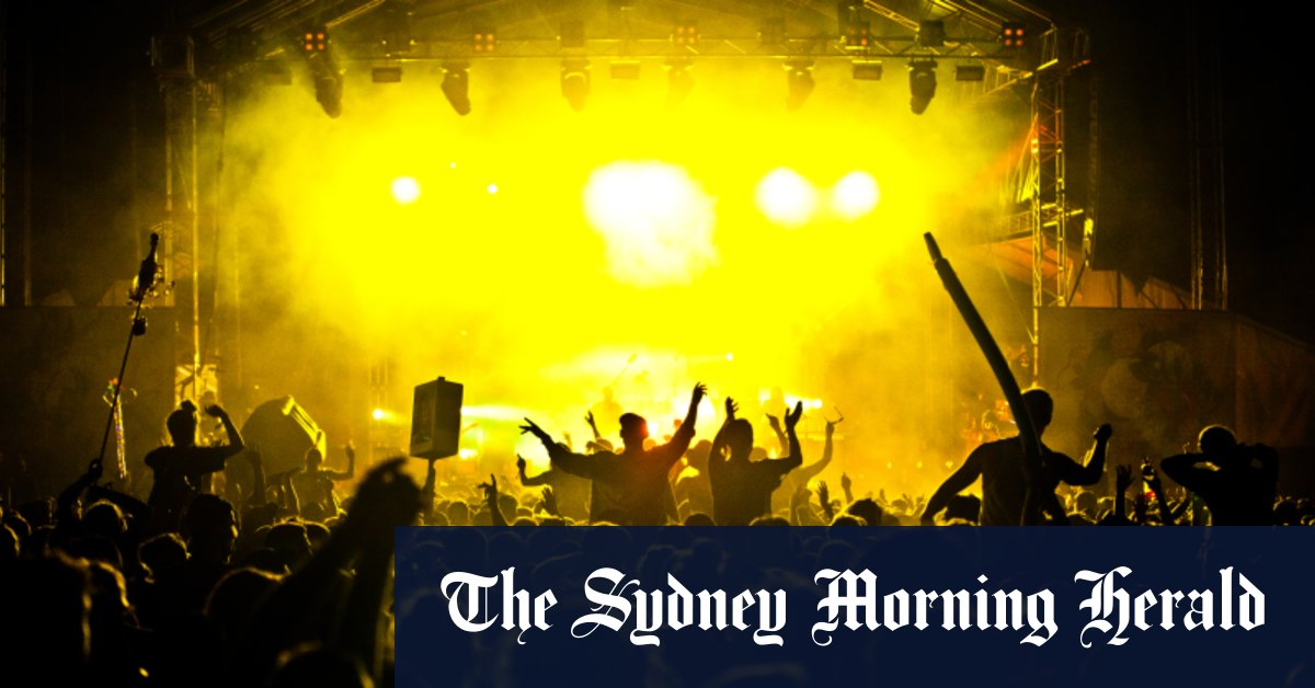 Falls Festival takes a raincheck as COVID-19 cancels the party – Sydney Morning Herald