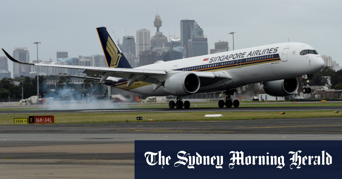 'Signal to the world': Singapore ready and waiting for Australian travel bubble – Sydney Morning Herald