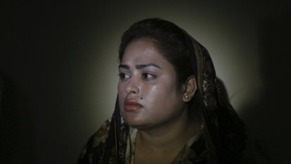 Married off by family, forced into prostitution, Pakistani women fight back