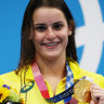 'Her dad would be so proud': The force that drove McKeown to gold
