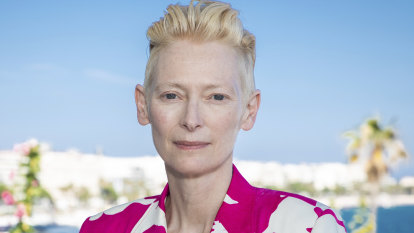 'I was kind of a boy for a long time': Tilda Swinton on fluidity and her 'mistaken' career