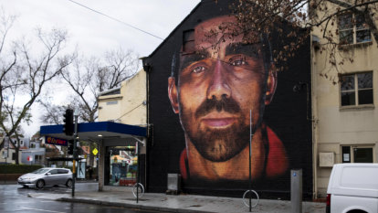 Build monuments to black heroes - and here's a Goodes start