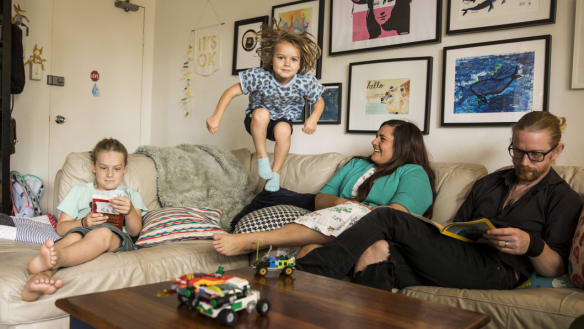 Parks and prams: how to improve Sydney apartments for kids and families
