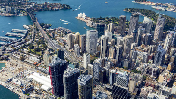 'NSW will probably start to slow down': Sydney and the state's dream economic run may be over
