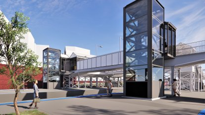 Upgrades to inner west stations before services reroute to eastern suburbs