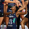 Vixens win classic Super Netball grand final over Fever