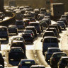Traffic in Los Angeles: California will ban all petrol-driven cars and light trucks by 2035 joining a growing list of markets to set a date for phasing out internal combustion engine passenger vehicles.