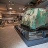 Rare German tank war trophy the heart of Anzac Legacy Gallery