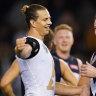 Snapshot: Football's next grand final singer?