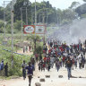 Fuel protests turn deadly as Zimbabwe faces unfolding economic crisis