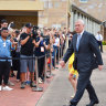 Queensland entrepreneurs impress Prince Andrew