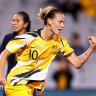 'She has goals, assists and intelligence': Matildas find their spark
