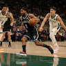 Patty Mills equals NBA record in Nets debut but Bucks take win