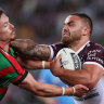 'It's for me long term': Walker makes Manly No.6 move permanent