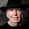 Neil Young is suing US President Donald Trump.