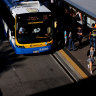 Labor pledges full safety screens for Brisbane bus drivers