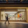 Hour Glass' big $100m Collins Street spend snares Balenciaga