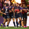 Storm overpower the Warriors in trans-Tasman Anzac Day clash