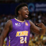 Jae'Sean Tate Rockets from Sydney Kings to NBA starter
