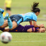 Sydney's slip-up keeps race for W-League's second spot alive