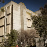 Brutalist Footscray 'bunker' built by mysterious architect wins heritage protection