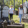 Who you know: Hundreds vie to be buried in full family graves