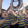 Phipps goes out winner as Uni steamroll Rats in Shute Shield final