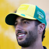 'I don't know why': Ricciardo unsure why Ferrari move never happened