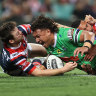 NRL finals 2020 as it happened: Remarkable Raiders send Roosters packing