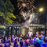 Brisbane NYE to kiss goodbye to pashing strangers, fireworks and 2020