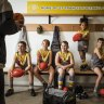 Juniors leave computer games behind as local footy re-emerges from lockdown