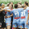 Melbourne City defeat reigning premiers to win W-League grand final