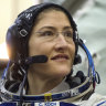 Astronaut sets record for longest spaceflight by a woman
