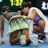 Tomljanovic lucky to advance at China Open