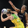 'It wasn't ideal': Silver Ferns give groggy Diamonds a wake-up call