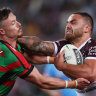 'I always seem to be the scapegoat': Walker staying put at fullback