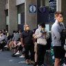 Community transmission fears after nine more Victorians test positive