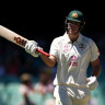 'A really class act': Langer says Green born to play Test cricket