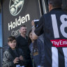 Collingwood to seek new naming rights sponsor for home base