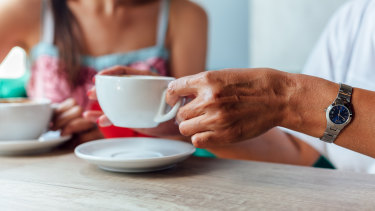 Even being offered a cup of tea feels foreign when you've lived alone for half your life.