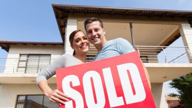 Homeowners are happier than renters, a National Australia Bank survey has found.
