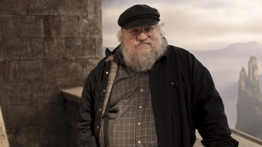 George R.R Martin has committed to finishing his next novel before working on the HBO prequel.