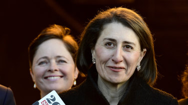 NSW Premier Gladys Berejiklian says her government has no problems delivering big infrastructure projects.