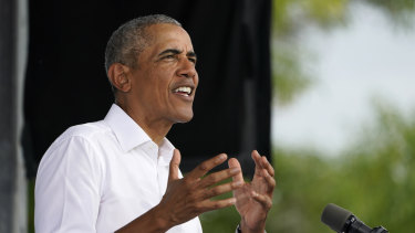 Former US president Barack Obama was born in 1961, another Year of the Ox.