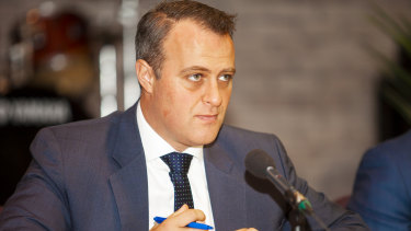 "Tim Wilson MP said RBA governor Philip Lowe had ""thrown up his hands""."