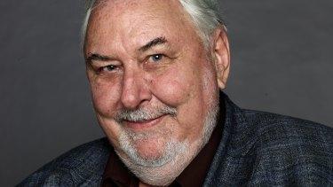 Byron Bay Bluesfest director Peter Noble.