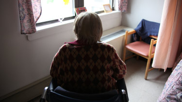 The chair of the royal commission has called for qualified staff to be deployed to aged care facilities.
